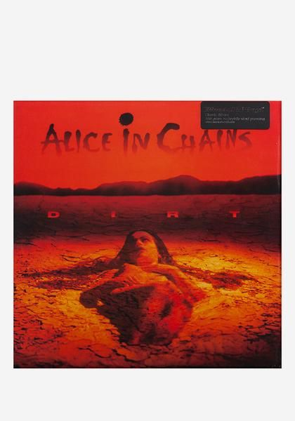 Alice In Chains Dirt Lp With Images Alice In Chains Albums