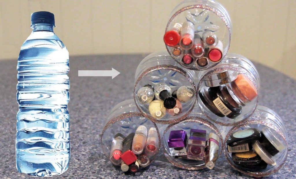 31 Diy Projects Made With Plastic Bottles Water Bottle Crafts