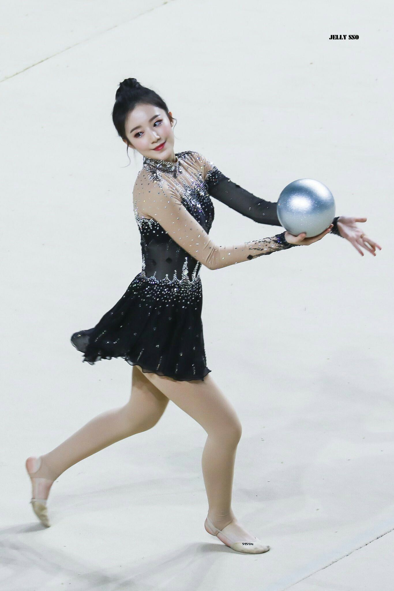Shuhua Gidle Idle Girl Fashion Ballet Skirt