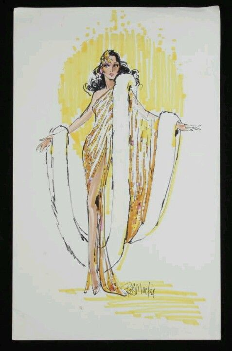 Cher by Bob Mackie