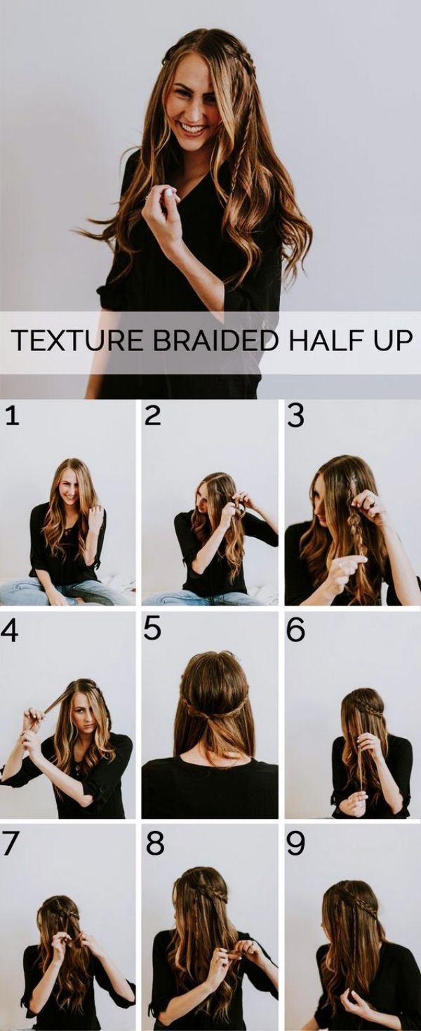 Bohemian Hairstyle Tutorials to Set Yourself Free