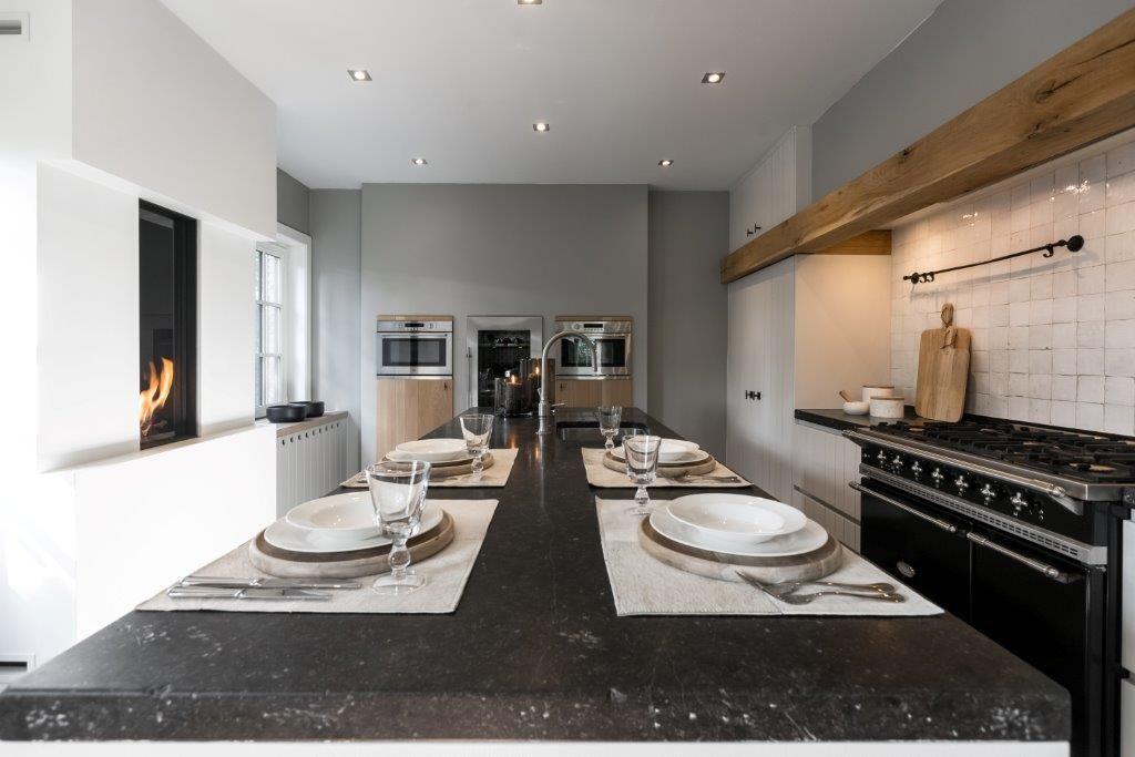 Project keuken landelijk strak keuken kitchen landelijkstrak