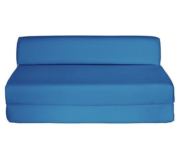 Buy ColourMatch Double Chairbed - Marina Blue at Argos.co.uk, visit Argos.co.uk to shop online for Sofa beds, chairbeds and futons, Sofas, armchairs and chairs, Home and garden