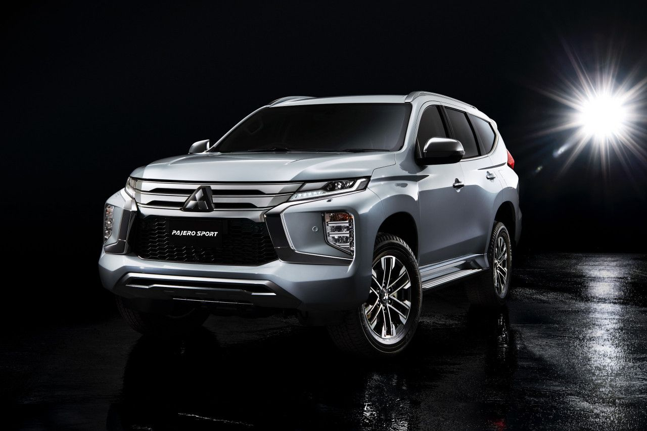 Review All New Mitsubishi Pajero Sport 2020 And Images