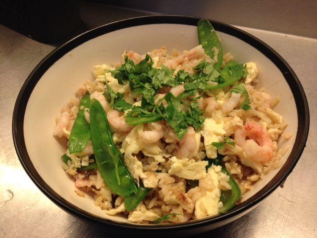 ris og rejer