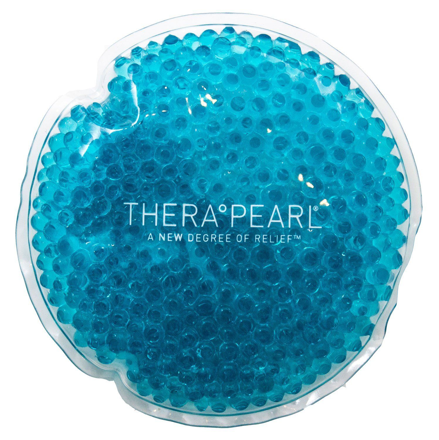 Therapearl Round Pearl Pack Non Toxic Reusable Hot Cold Therapy Pack With Gel Beads Flexible Hot And Cold Comp Cold Therapy Cold And Cough Remedies Gel Beads