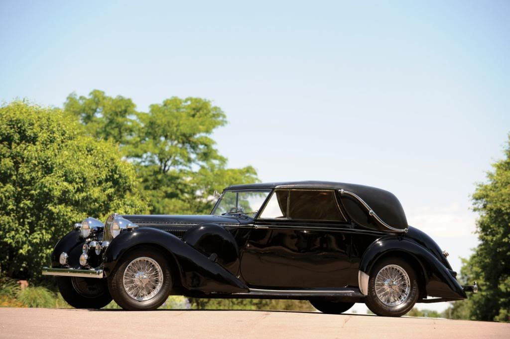 "1939 Bugatti Type 57C Faux Cabriolet ""Charmaine"""