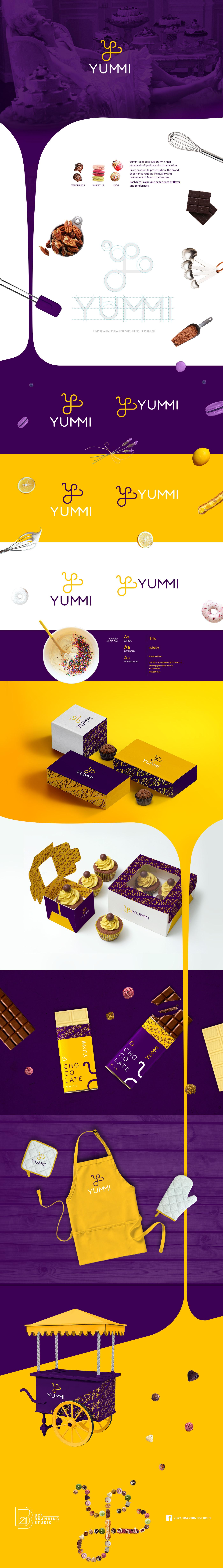 A Yummi produz doces com alto padrão de qualidade e sofisticação. Desde o produto até sua apresentação, a experiência de marca traduz a qualidade e requinte das patisseries francesas.Nos inspiramos nas patisseries francesas para criar o nome Yummi, que é…