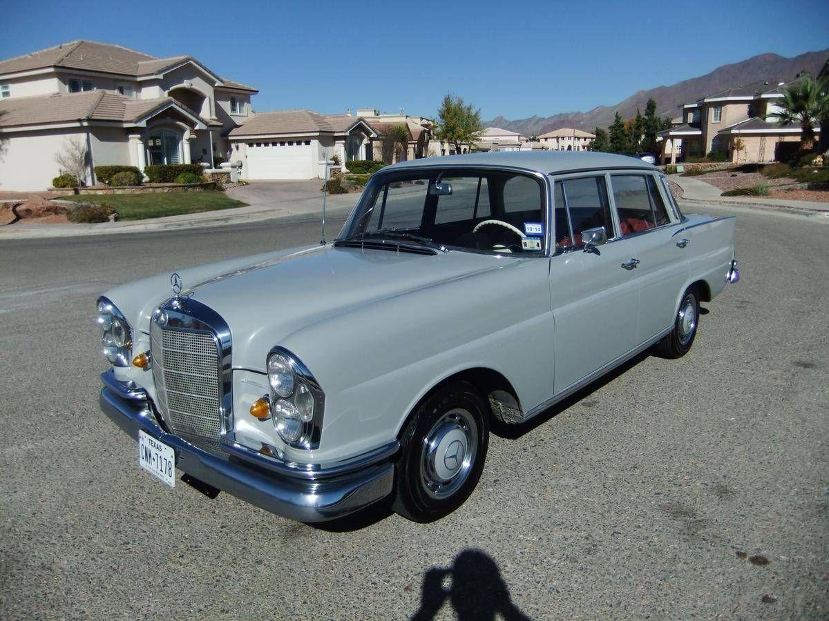 1965 Mercedes Benz 220s Image 1 Of 8 Mit Bildern
