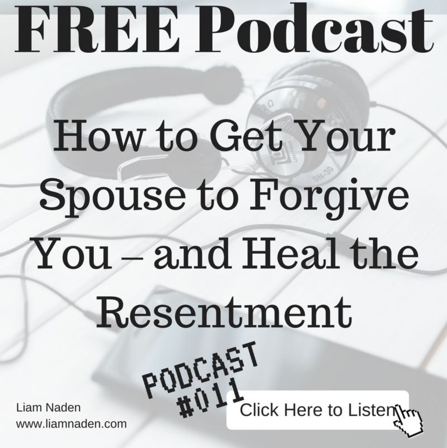 Dealing with resentful wife