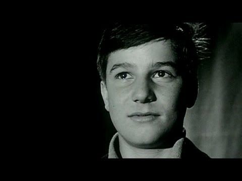 Jean-Pierre Léaud at the 1959 Cannes Film Festival for 400 Blows - YouTube