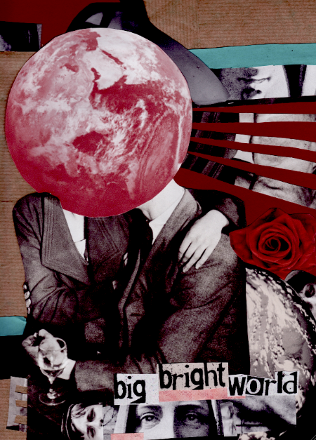 Collage art by Melsen. www.melsenworks.com