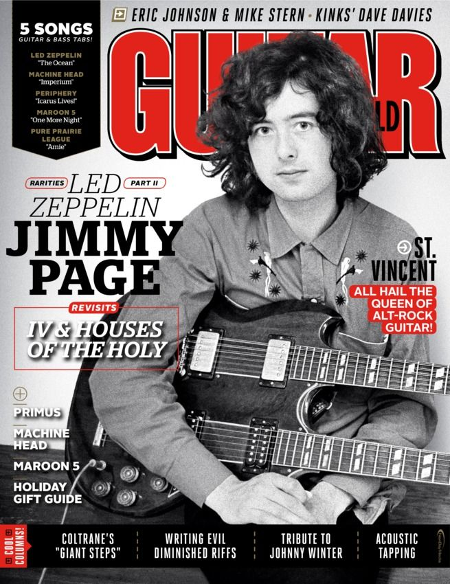 Guitar World Guitar World Holiday edition - Read the digital edition by Magzter on your iPad, iPhone, Android, Tablet Devices, Windows 8, PC, Mac and the Web.