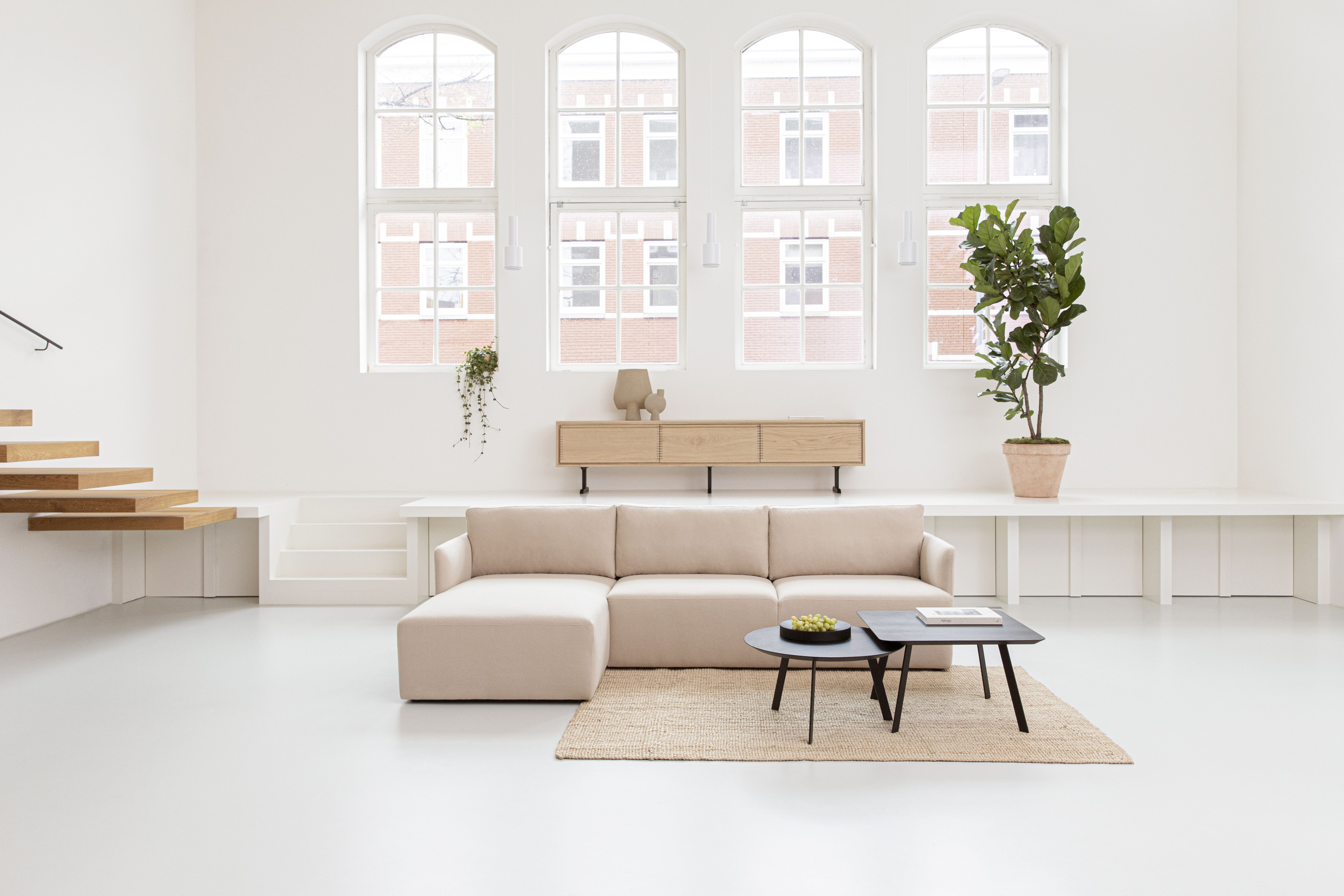 We Ve Added A New Sofa To Our Collection The Cube As We Believe In Having A Good Foundation We Decided To D In 2020 Huis Interieur Design Huis Interieur Interieur