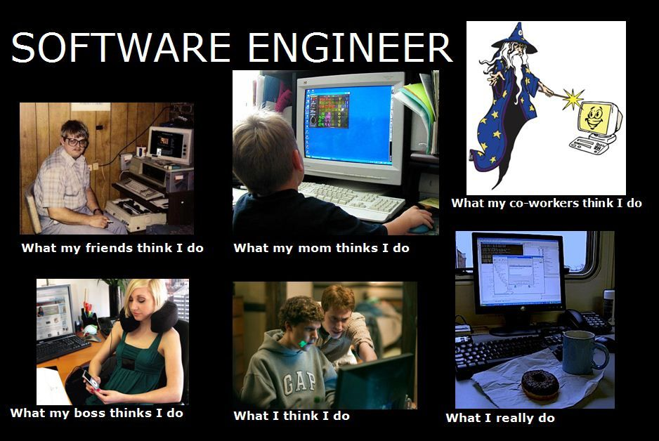 Is the coursework to become a software engineer extremely hard? Especially if it's online?