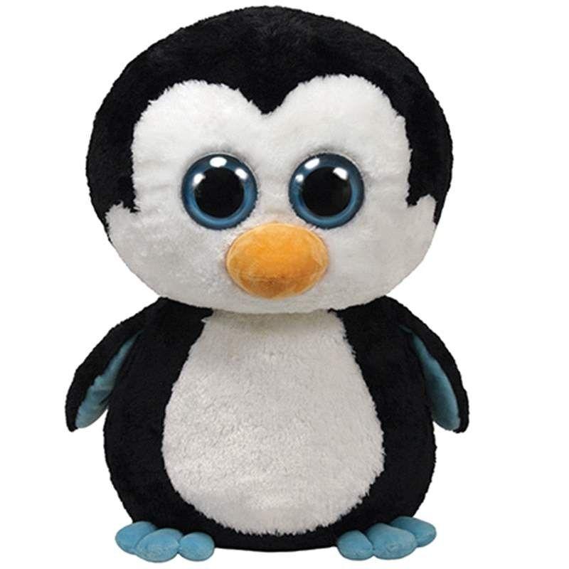71cec215ff5 B.boo XL Waddles Penguin 40 cm peluche pingüino