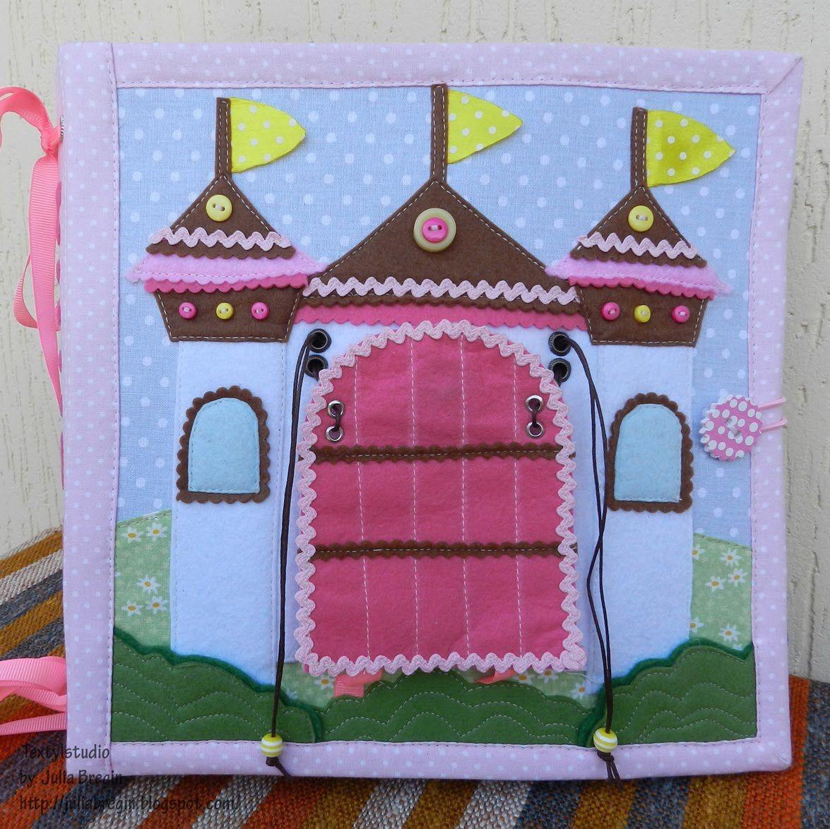 Розвиваюча книжка для дівчат від трьох років. В книзі кілька ігрових зон: спальня, гардероб, кухня, дитячий майданчик. Email: pro100iv@ukr.net блог: http://j...