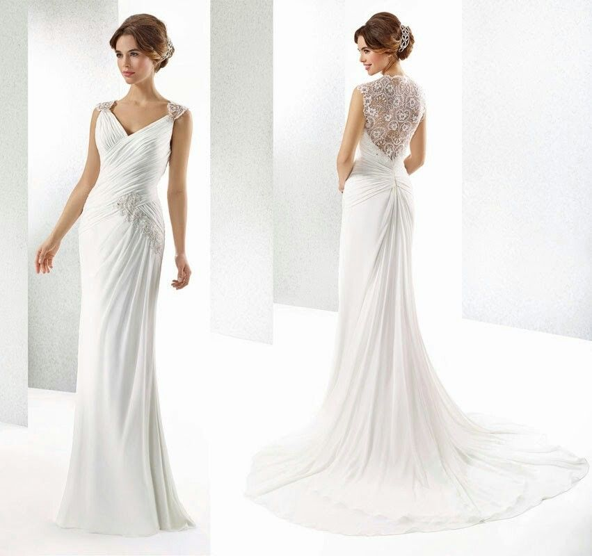 Brautkleid griechische Göttin | Hochzeitskleid Ideen | Pinterest ...