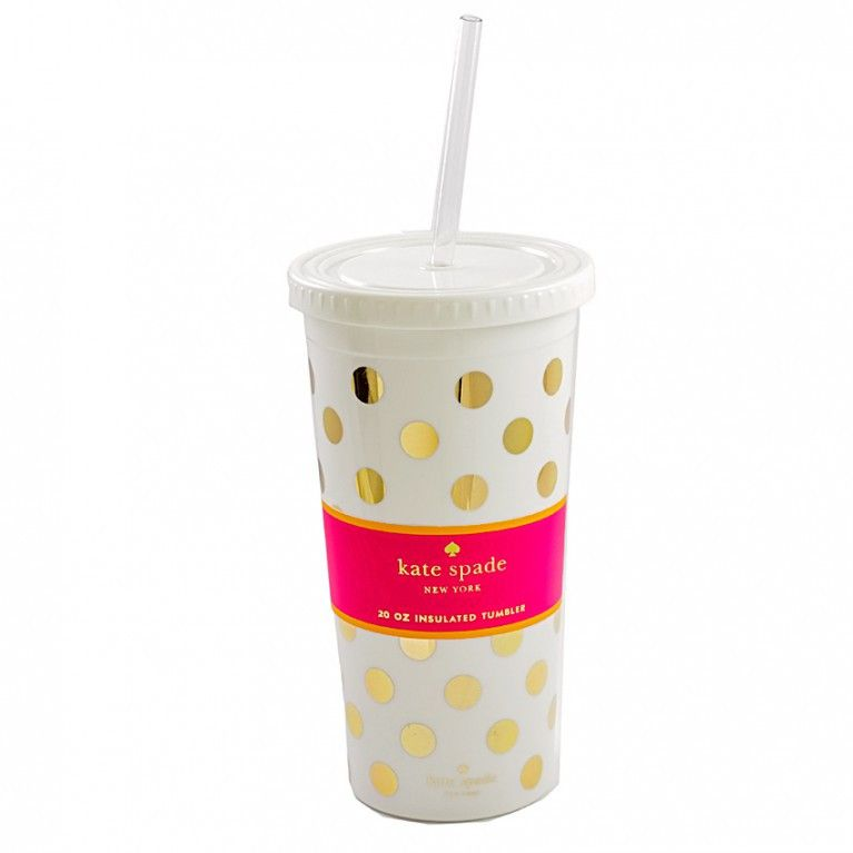 Insulated Tumbler with Straw – Palencia's Market Street Boutique