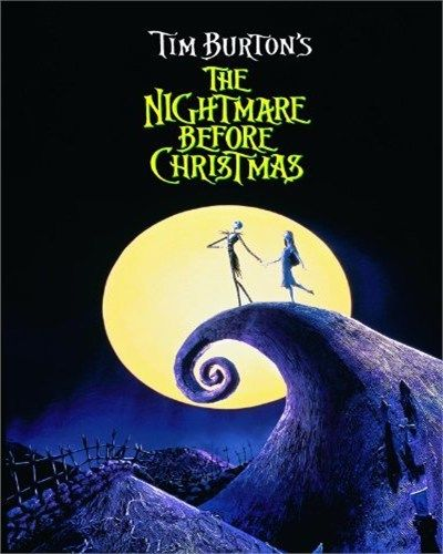 The Nightmare Before Christmas Halloween Movies Nightmare Before Christmas Tim Burton Films