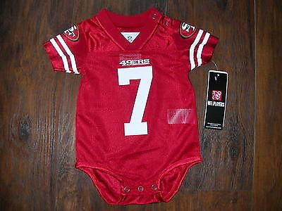 e94b1dde7 NEW San Francisco 49ers Colin Kaepernick newborn jersey baby infant toddler  0-3m