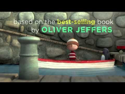 Lost And Found Oliver Jeffers Official Trailer Lost Found Oliver Jeffers Children S Picture Books