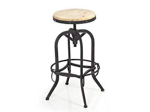 Best Choice Products Vintage Bar Stool Industrial Metal Http Www Amazon Com Dp B00dlmoq2m Ref Cm Sw R Pi With Images Vintage Bar Stools Retro Bar Stools Bar Stools