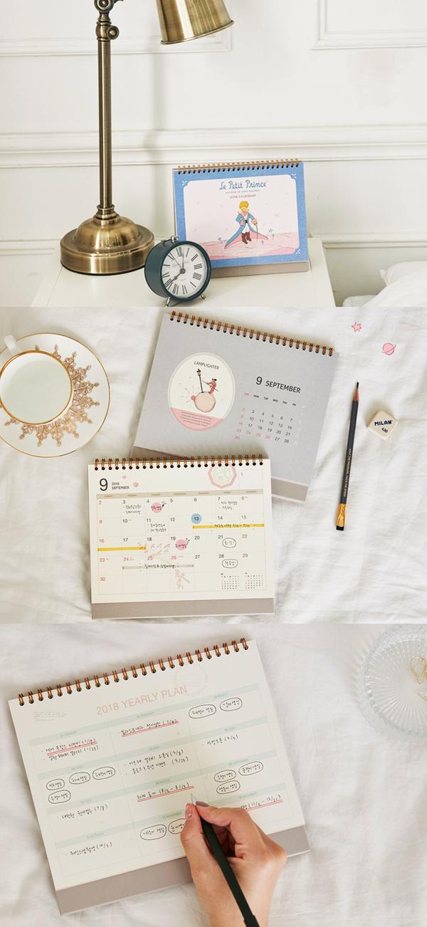 Cute Desk Calendar Desk Flip Emoji