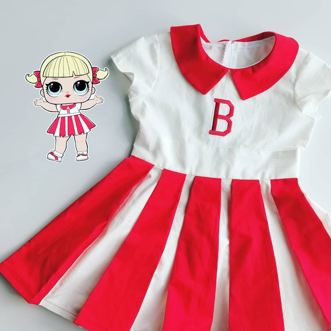 So simple yet so cute! Cheer captain #lolsurprise   Doll ...