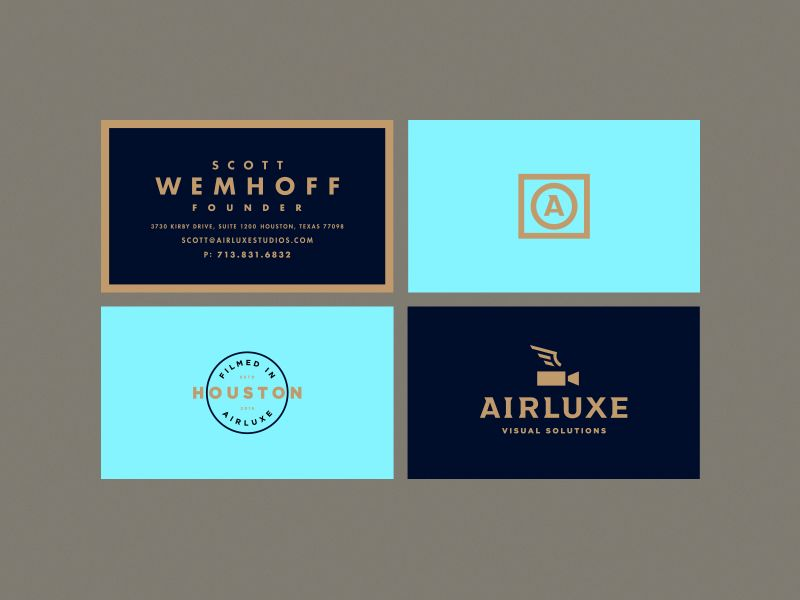 Airluxe pinterest business cards steve wolf and business business cards and stamps made for airluxe larger view attached airluxe creates videos for the real estate industry using drones to capture aerial shots reheart Gallery