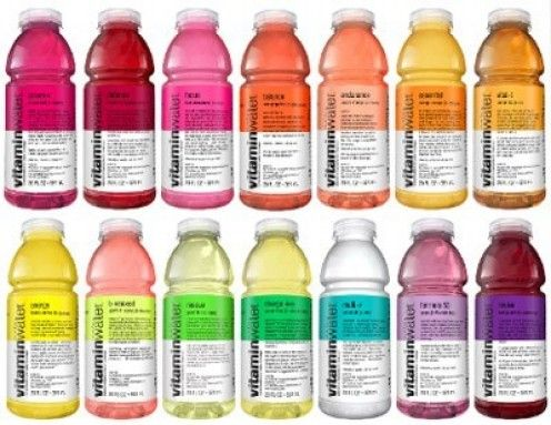 Vitaminwater In Class Action Lawsuit For Deceptive Labeling Infused Water Recipes Flavored Water Recipes Vitamins