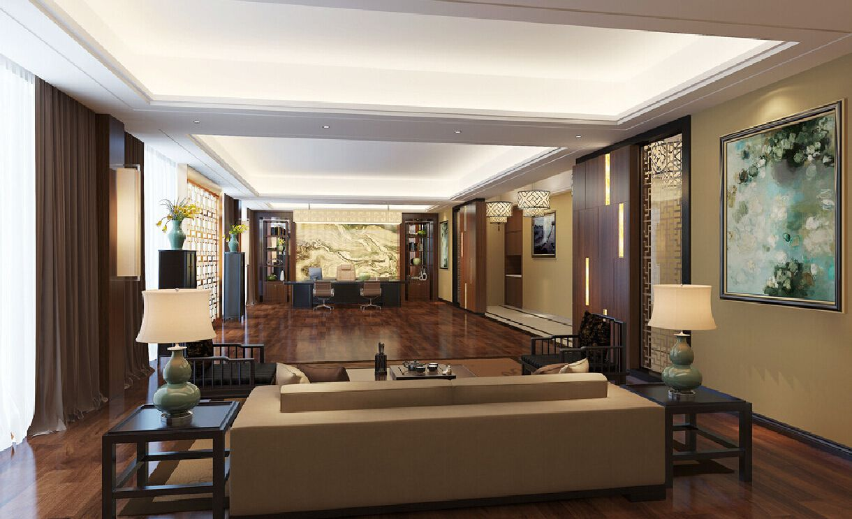 Pin By Giang Hth On Interior Office Asian Style In