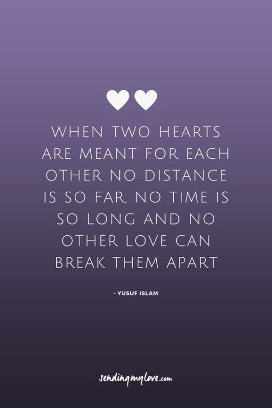 Long distance relationship advice quotes