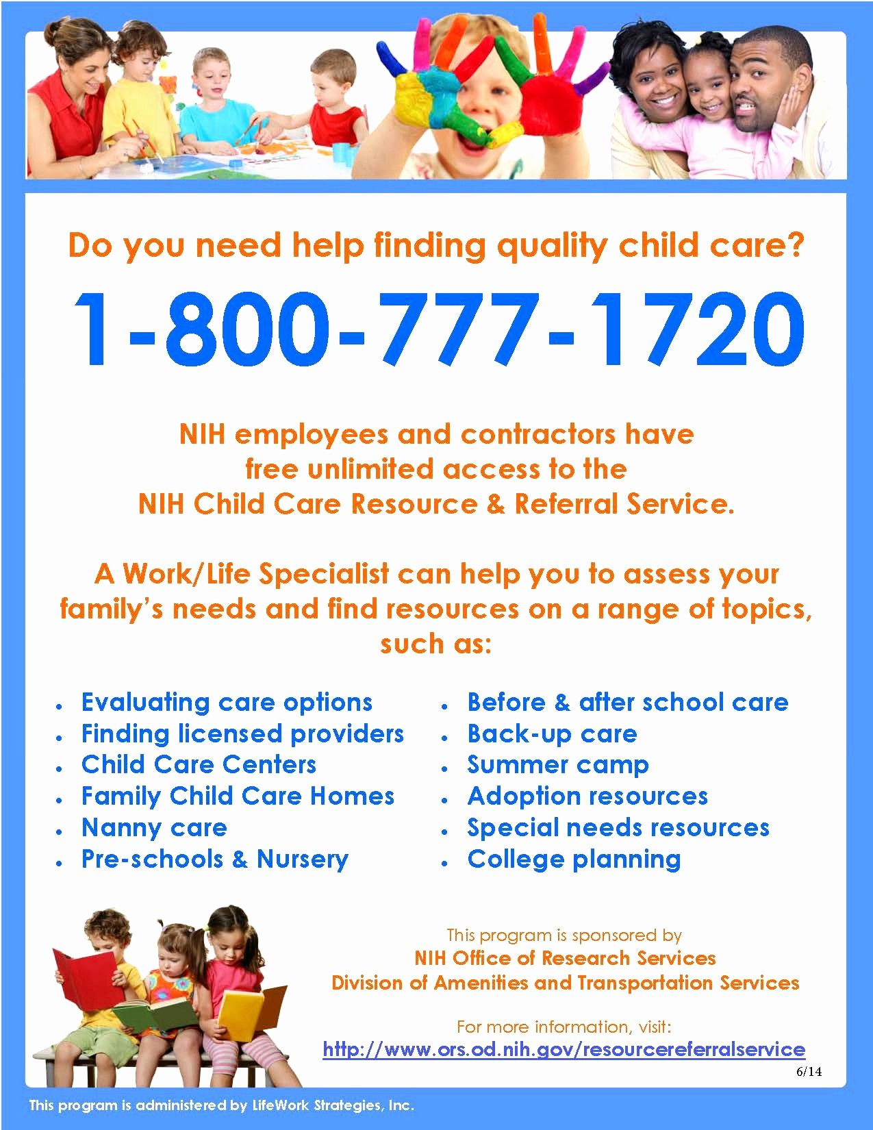 Babysitting Flyer Templates Lovely Free Child Care Flyer