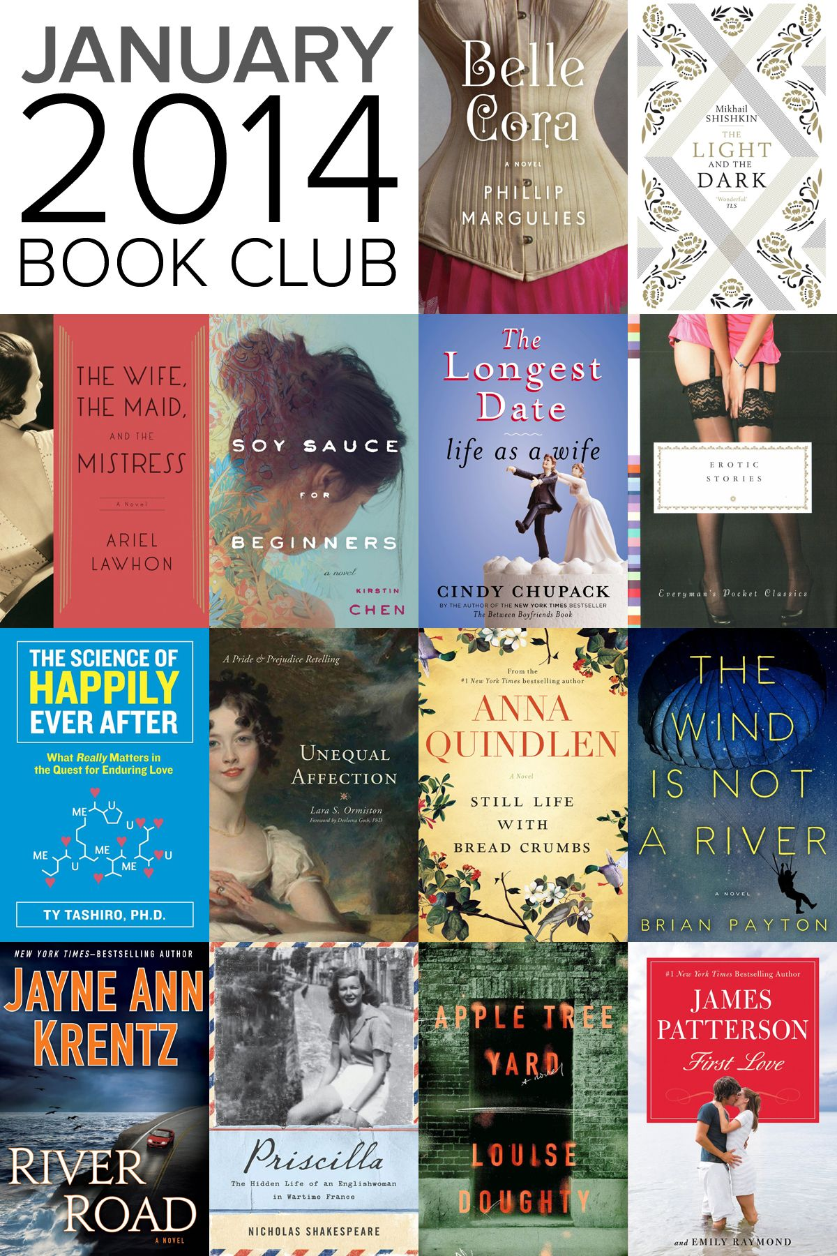 pics 14 New Books You Need to Read This February