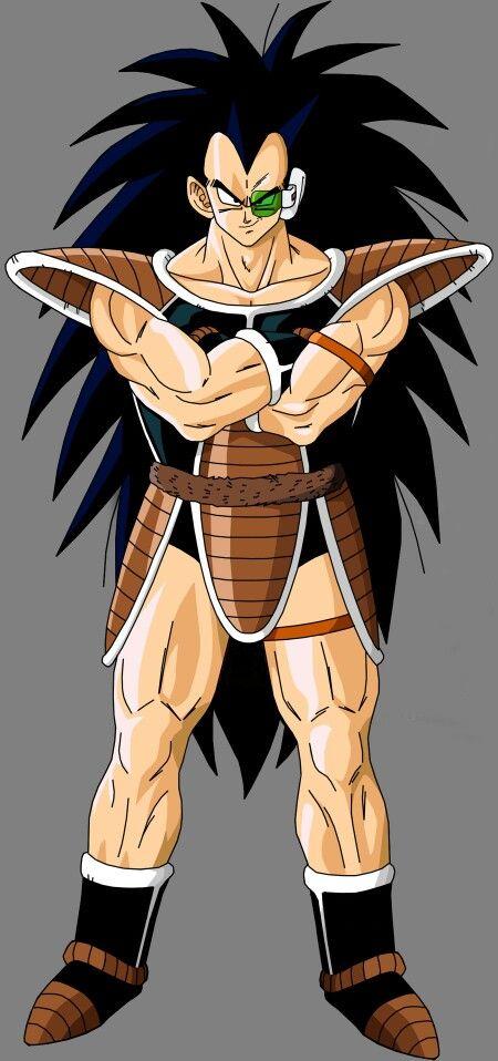 Raditz Personajes De Dragon Ball Dragones Personajes De Videojuegos