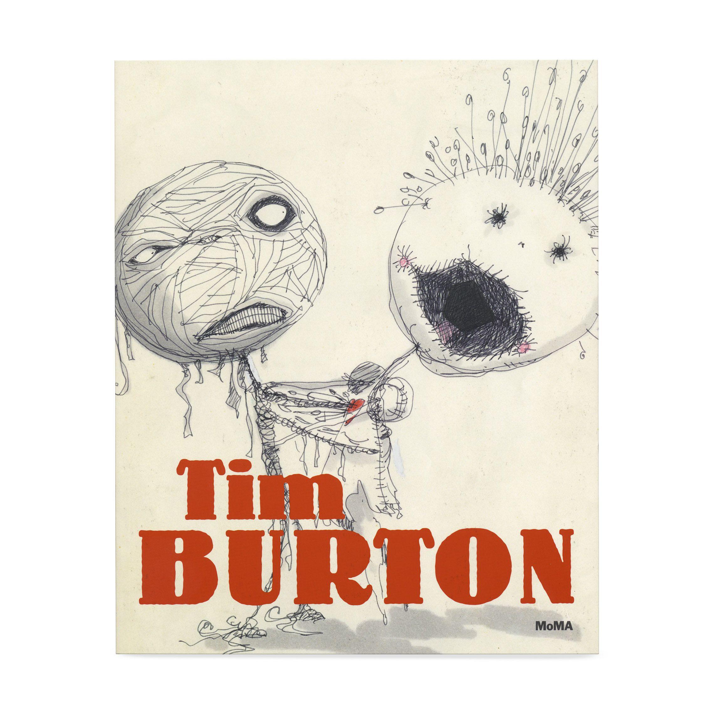 Tim Burton MoMA Tim burton drawings, Tim burton, Burton