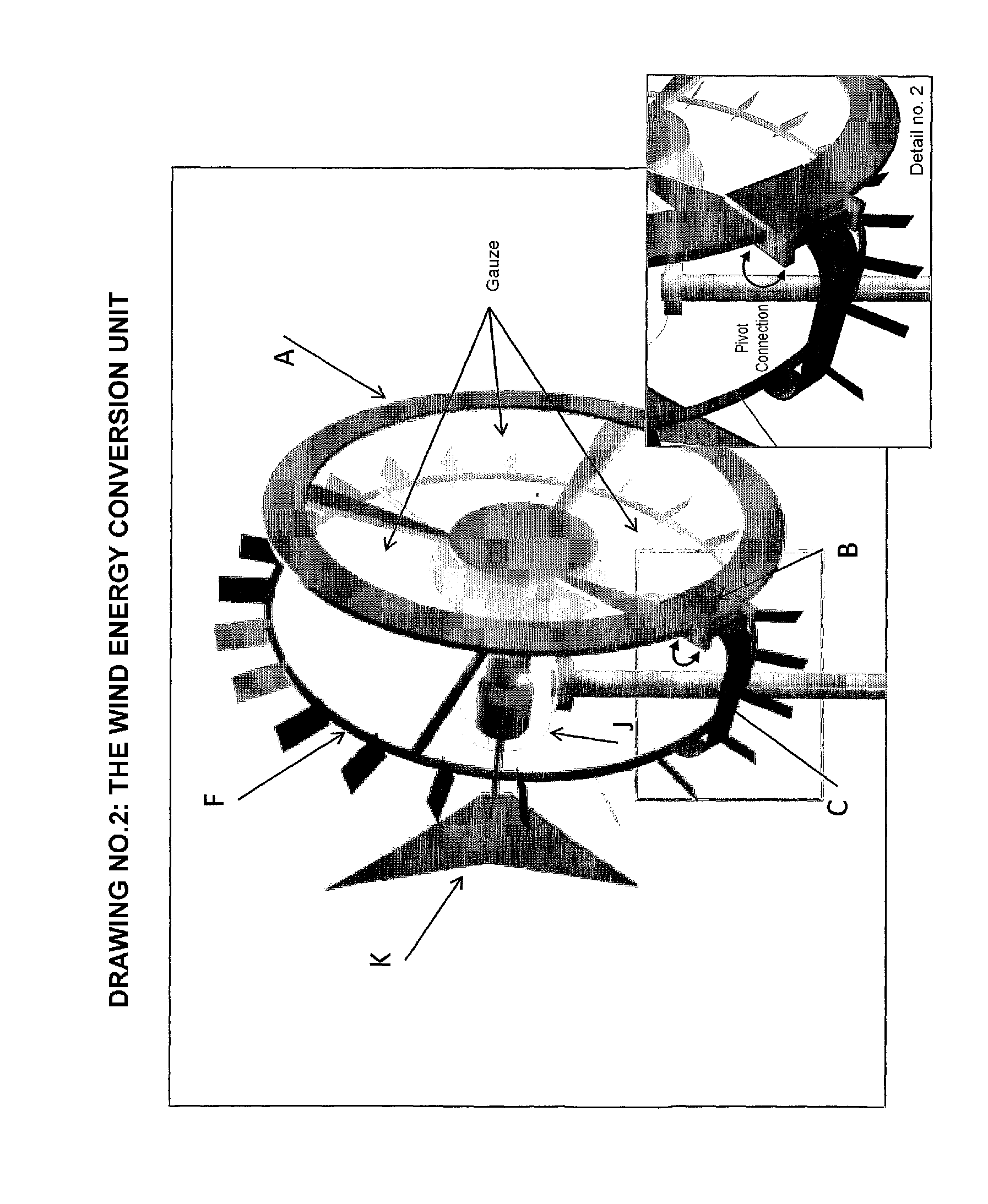 Patent Drawing Sustainable Energy