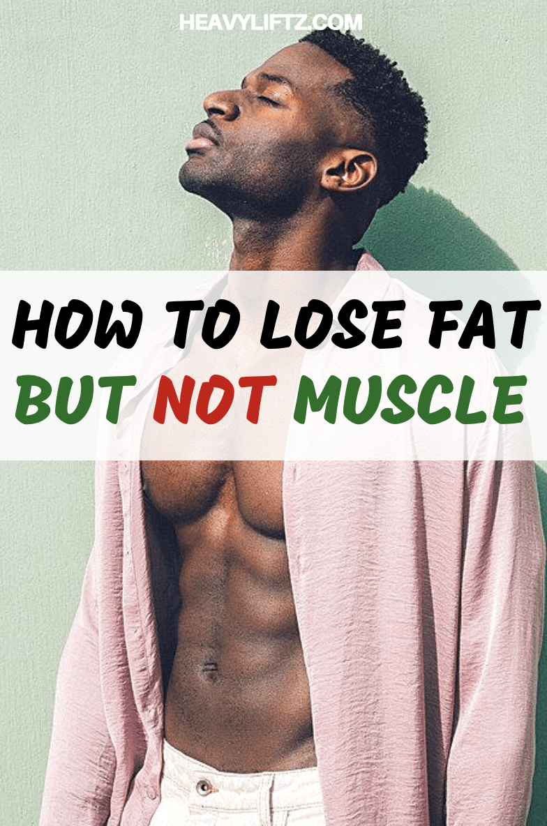 I want to burn fat but not gain muscle