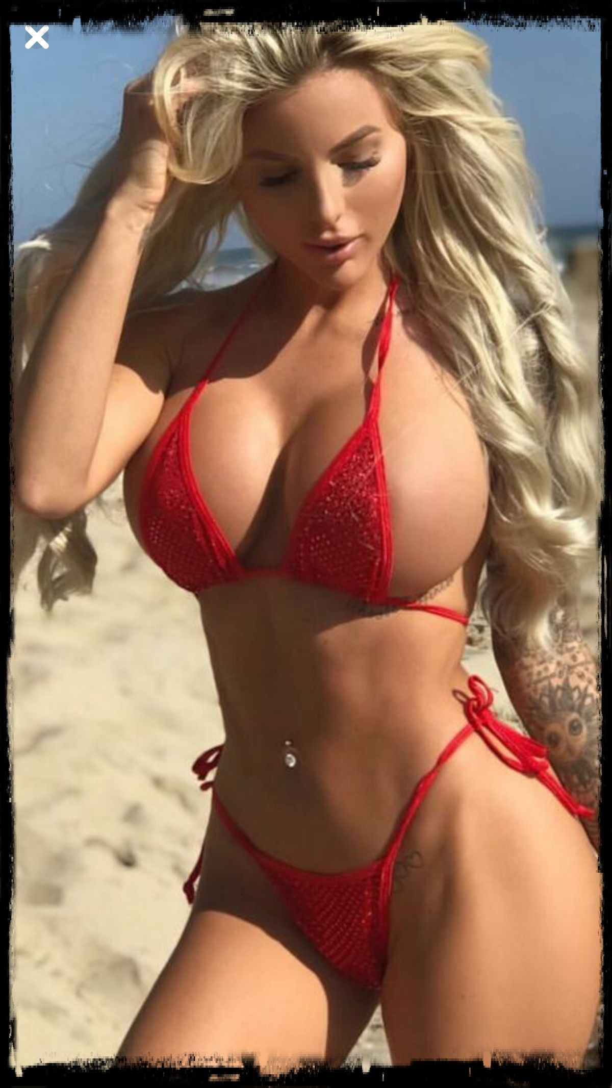 Adara michaels bikini Fotos