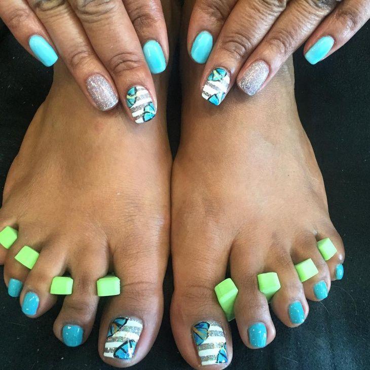 Spring Toe Nail Art Idea Toe Nail Designs Nail Designs Spring
