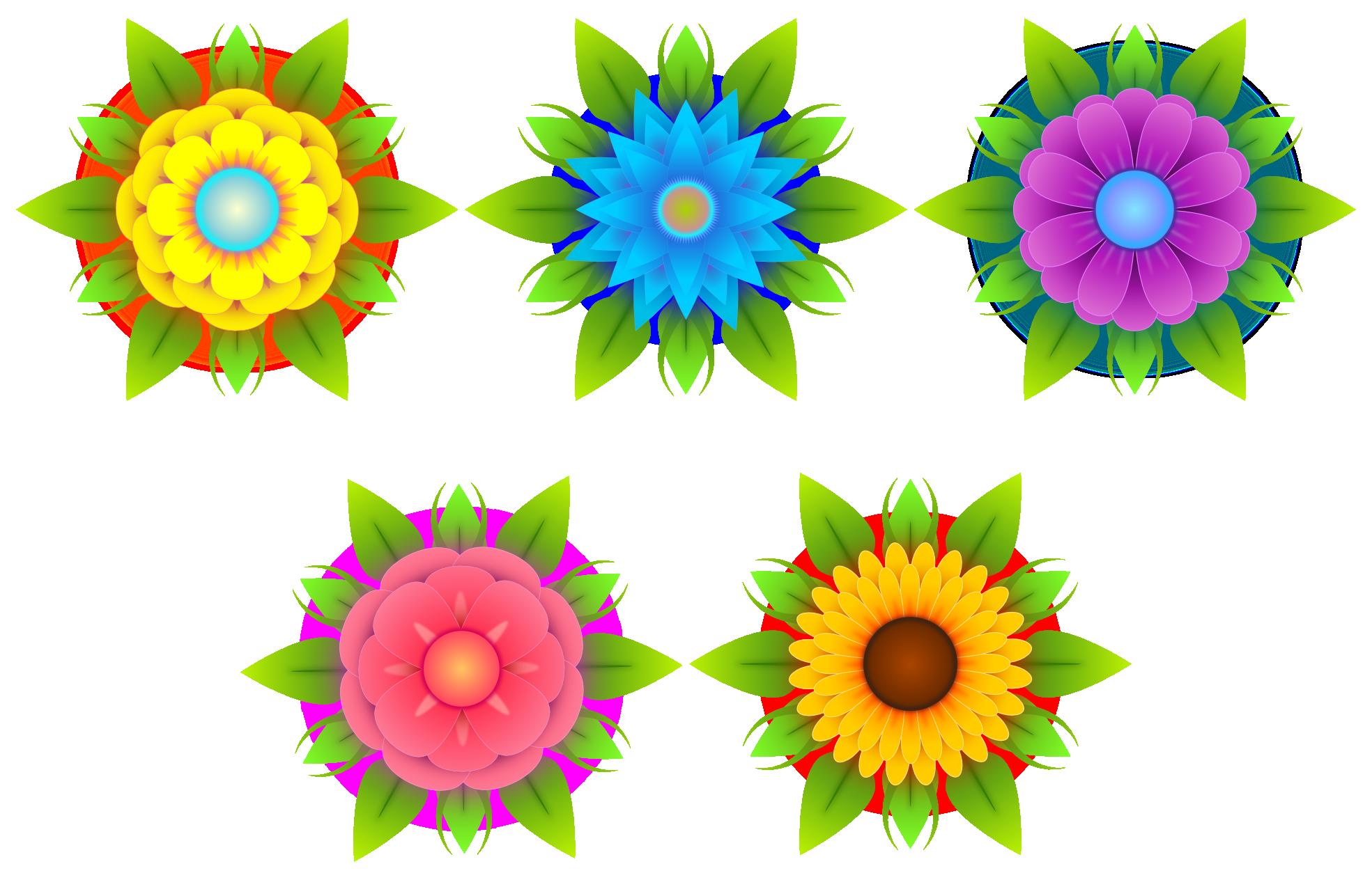 flower clip art flower images mycutegraphics - HD1280×806
