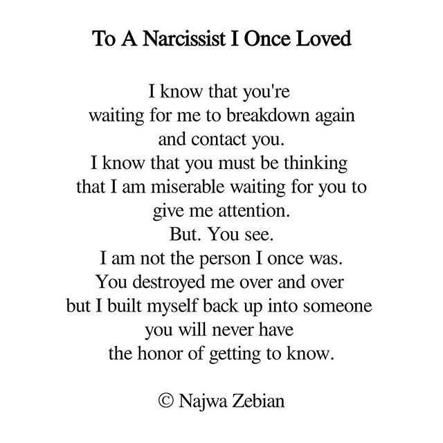 Fucken yiiiihhhh hsaaahhhh   See narcissist, it goes