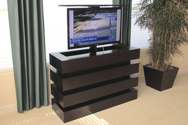 Raising Tv Cabinet Tv Lift Cabinet Hidden Tv Tv Cabinets