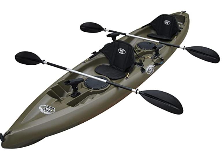 10 Best Tandem Kayak Picks 2021 Buyer S Guide Mobilityseeker Tandem Kayaking 2 Person Kayak Tandem Fishing Kayak