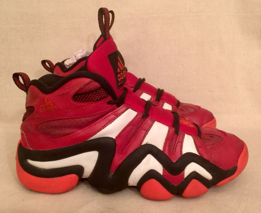 promo code 6c43f a2afc Adidas Crazy 8 Retro Kobe Bryant University Red Black White G20784 Size 8   adidas  BasketballShoes