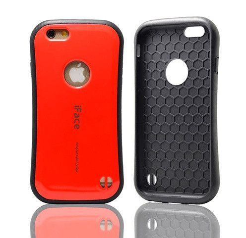 Shockproof Hybrid Cases For iPhone 6/6S - (10 Colors)