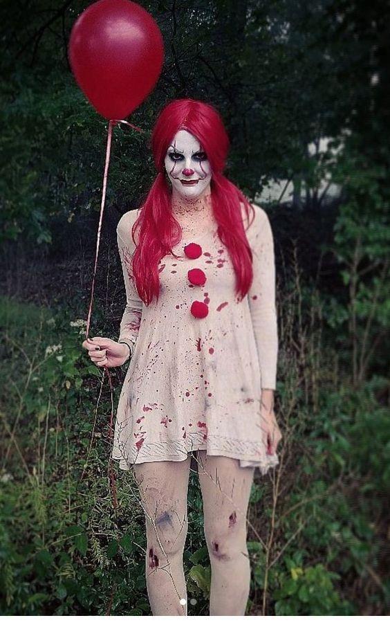 Scary Halloween costume idea \u2013 Nice Ladies Halloween costumes