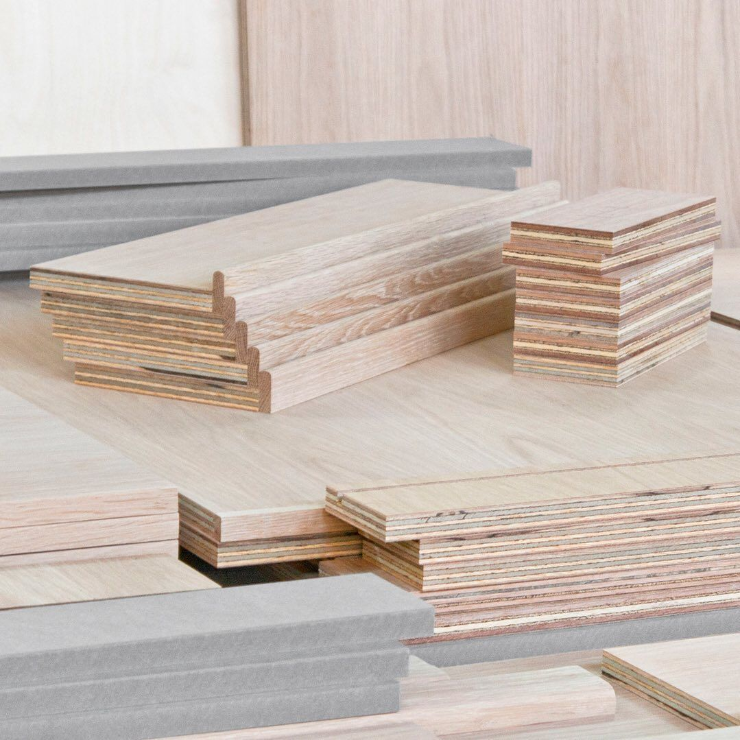 "@_bydave_'s Instagram post: ""American Oak edge to pantry shelving 👌  #furnituredetails  #madeinmelbourne  #melbournedesign  #australiandesign  #melbournemakers…"""