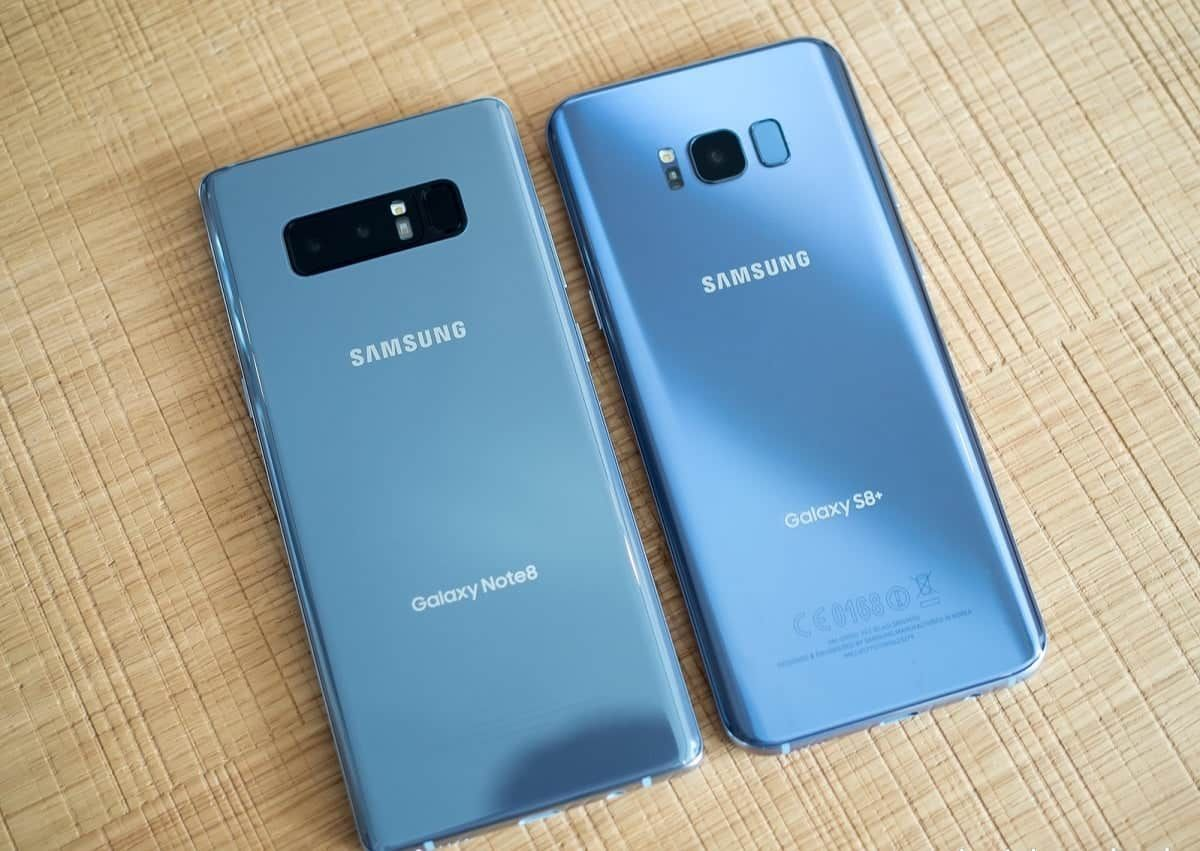 Galaxy S8 Note 8 No Android 10 Update It S Official Gizchina Com In 2020 Samsung Galaxy Galaxy S8